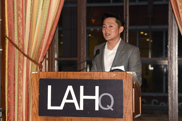 LAHQ - Architects Roundtable - March 12, 2020
