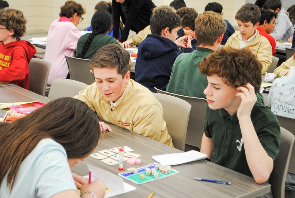 Academic Games