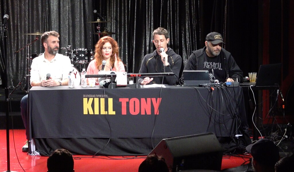 KILL TONY #443
