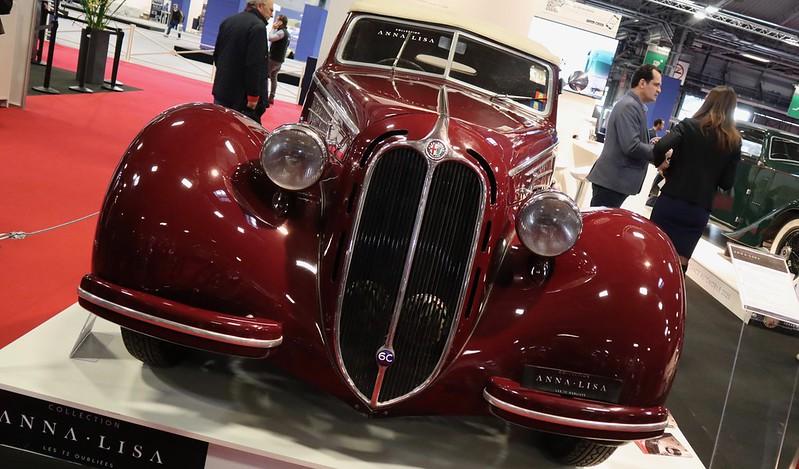 Alfa Romeo 2500/8C Sport Touring 1939 / Collection Anna-Lisa  49655689291_dd9fbf879e_c