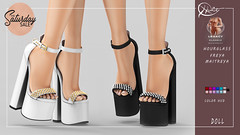: CULT : Doll Heels with HUD