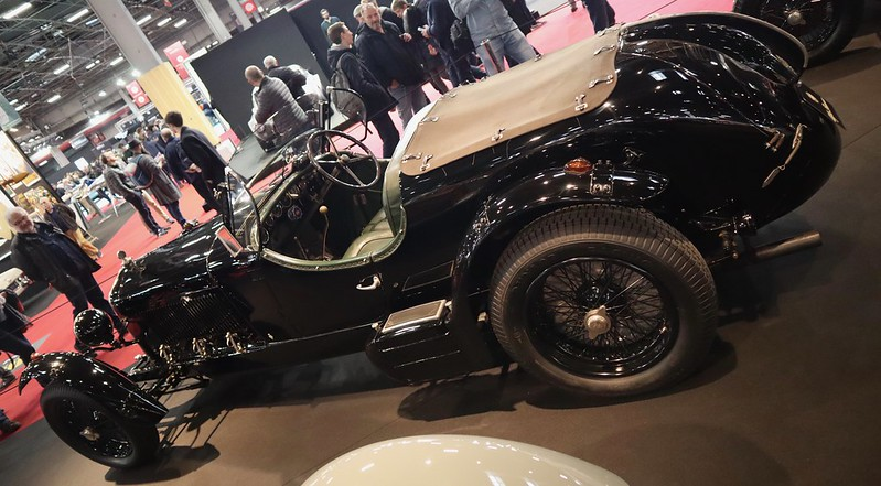 Alfa romeo 2300/8C Supercharged Touring Le Mans 1934 49655802268_80b9093669_c