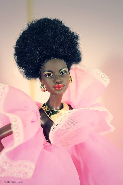 Barbie loves Pink! 💜