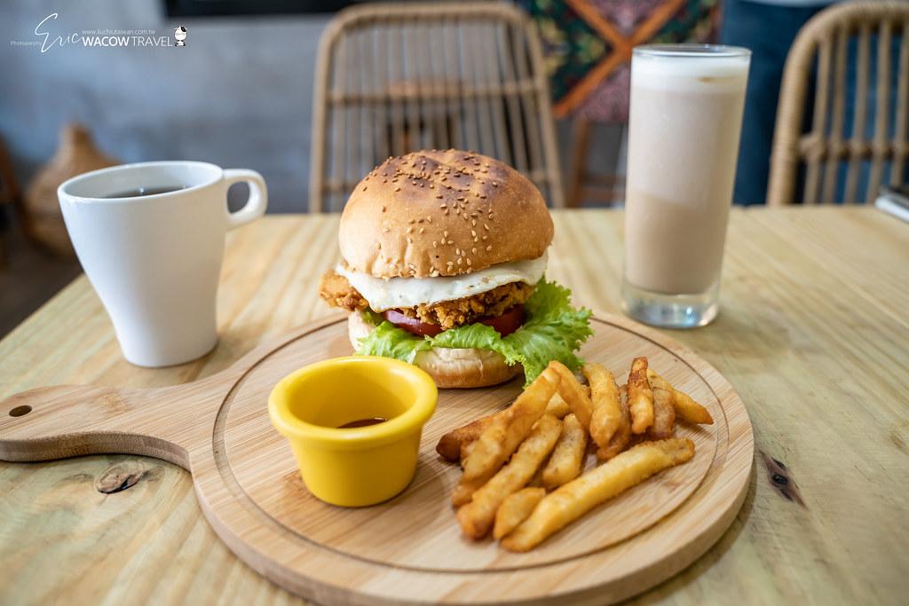 小琉球漢堡