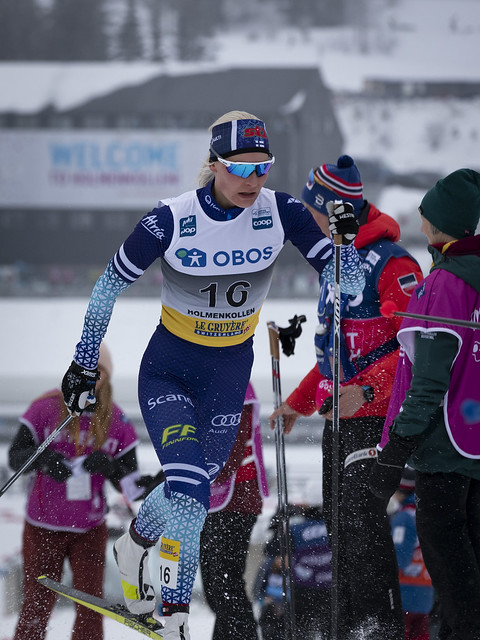 Cross country skiing - Holmenkollen 2020