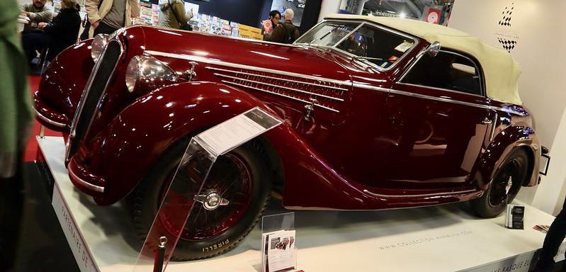Alfa Romeo 2500/8C Sport Touring 1939 / Collection Anna-Lisa  49655971047_b8634e54e5_c