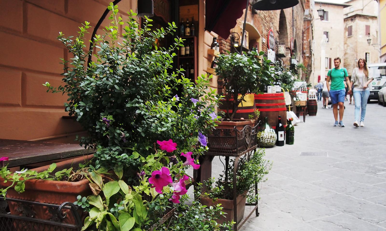 Montepulciano Italia Toscana