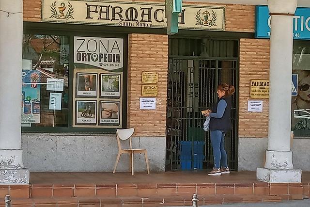 FARMACIAS DE ARGÉS FRENTE AL COVID-19