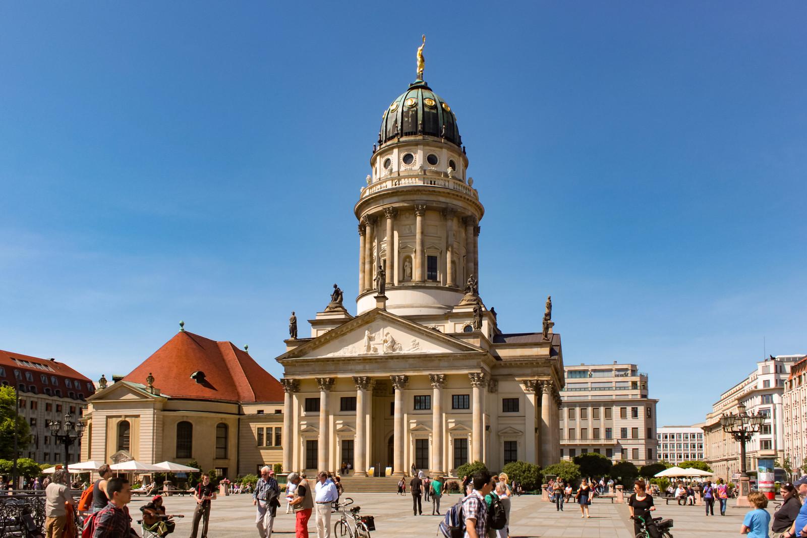 Französischer Dom und Französische Friedrichstadtkirche