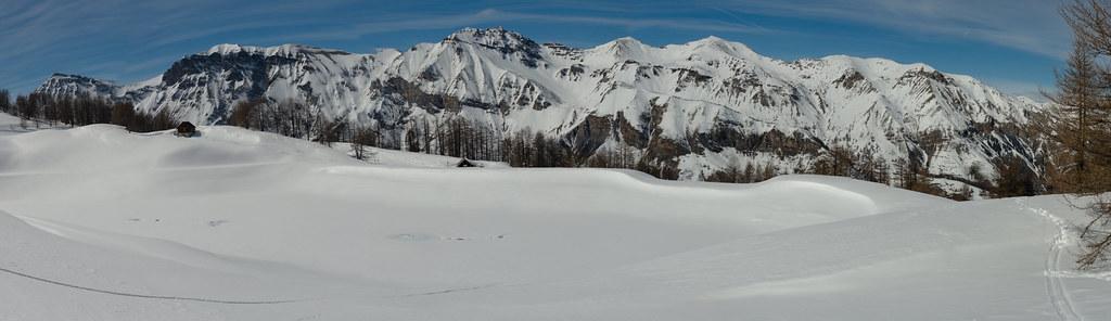 Mercantour panorama