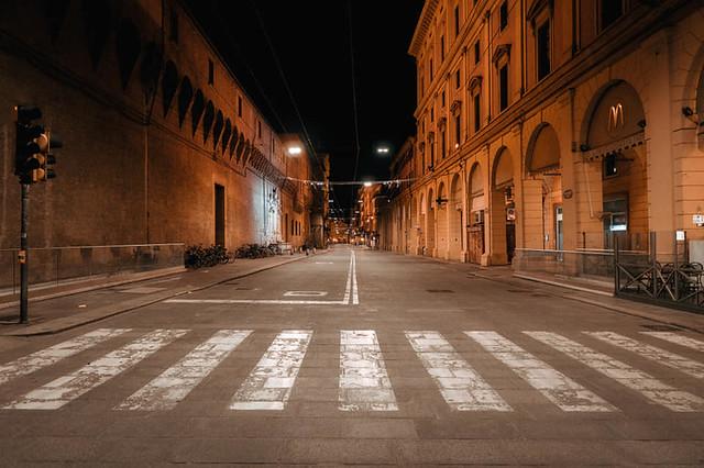 Coronavirus - Reportage Bologna