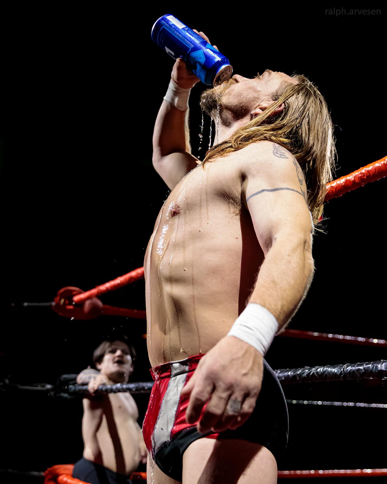 Midget Wrestling | Texas Review | Ralph Arvesen