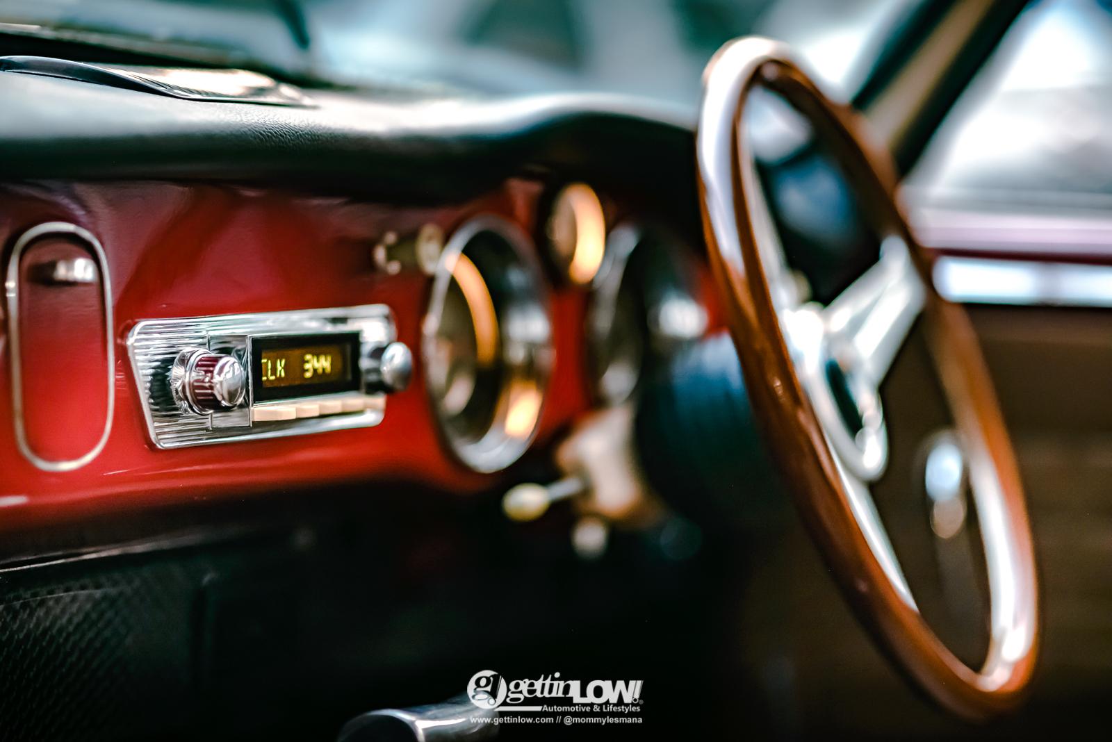 1961 Karmann Ghia