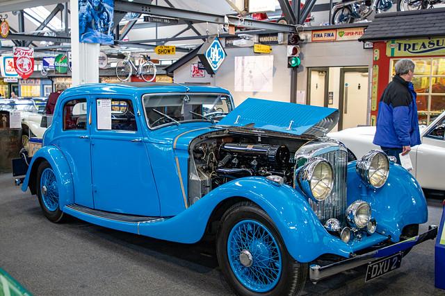 1937 Bentley-2