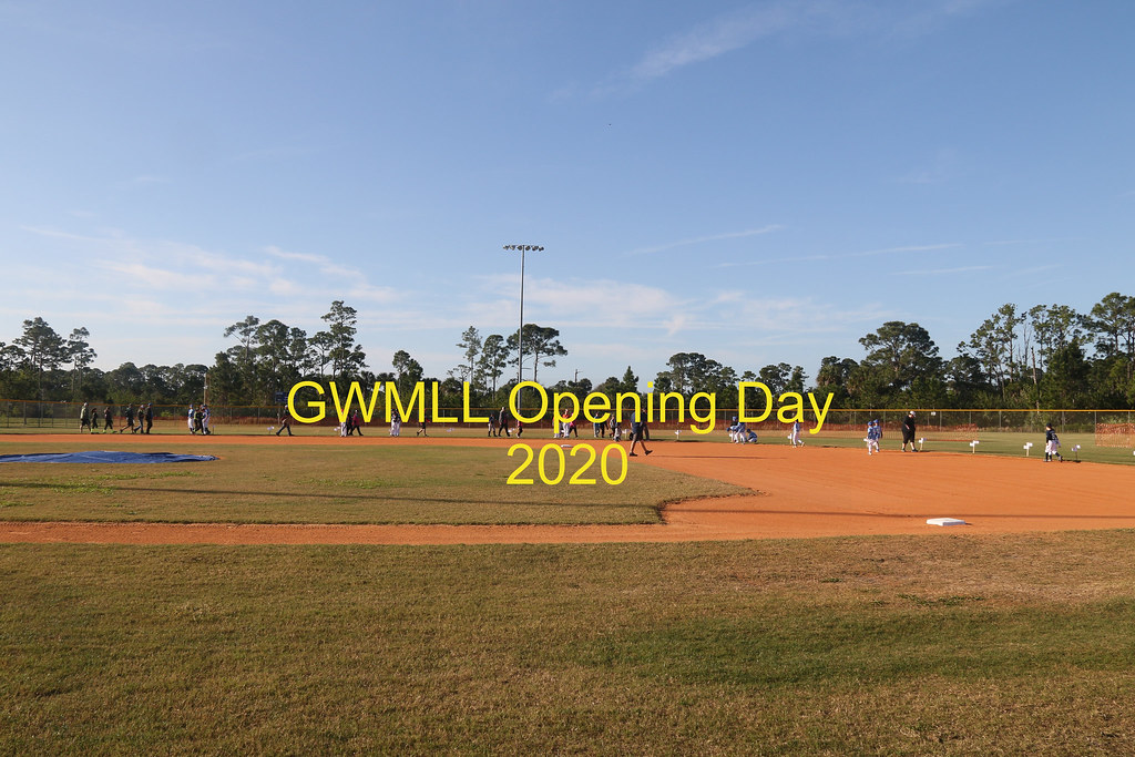 GWMLL Opening Day 2020