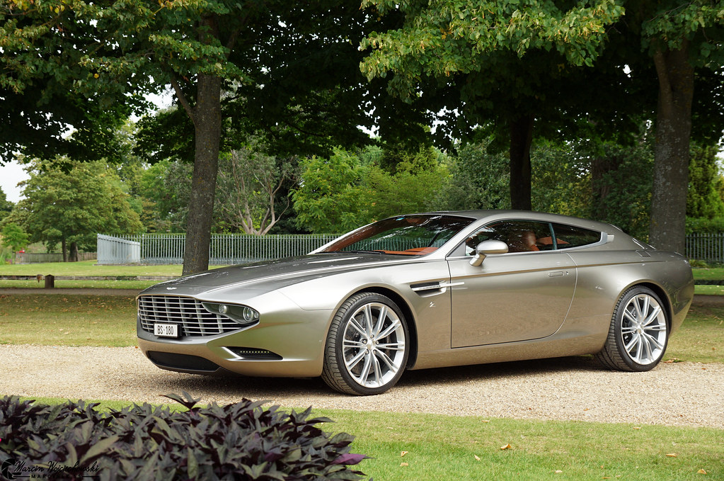 Aston Martin Virage Shooting Brake Zagato Centennial Flickr