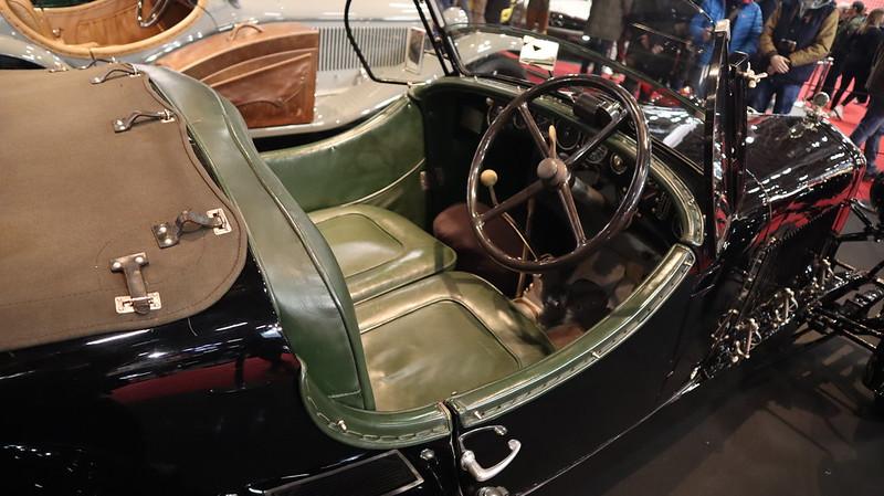 Alfa romeo 2300/8C Supercharged Touring Le Mans 1934 49656620572_48f66db931_c