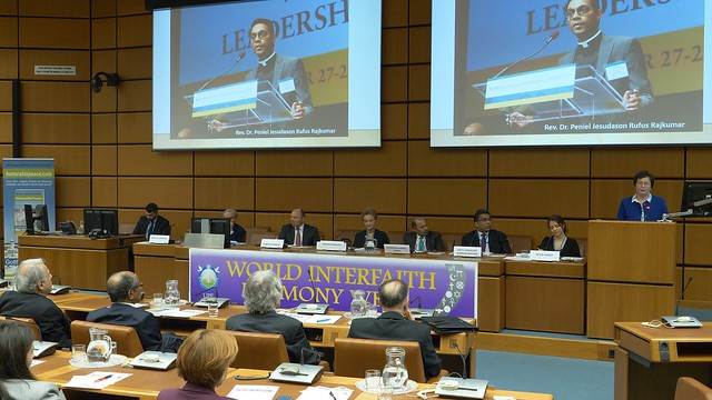 Austria-2020-01-31-World Interfaith Harmony Week Observed in Vienna