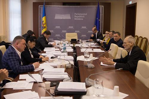 13.03.2020 Concursul cu privire la funcția de membru al CSM din partea Parlamentului