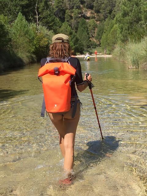 2019-08-25 Diumenge al riu Ulldemó, part baixa