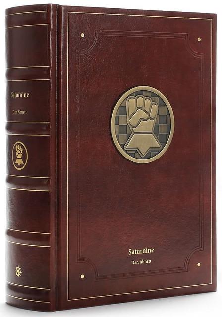 Дэн Абнетт «Осада Терры: Сатурнин» | Siege of Terra: Saturnine (Limited Edition) Dan Abnett