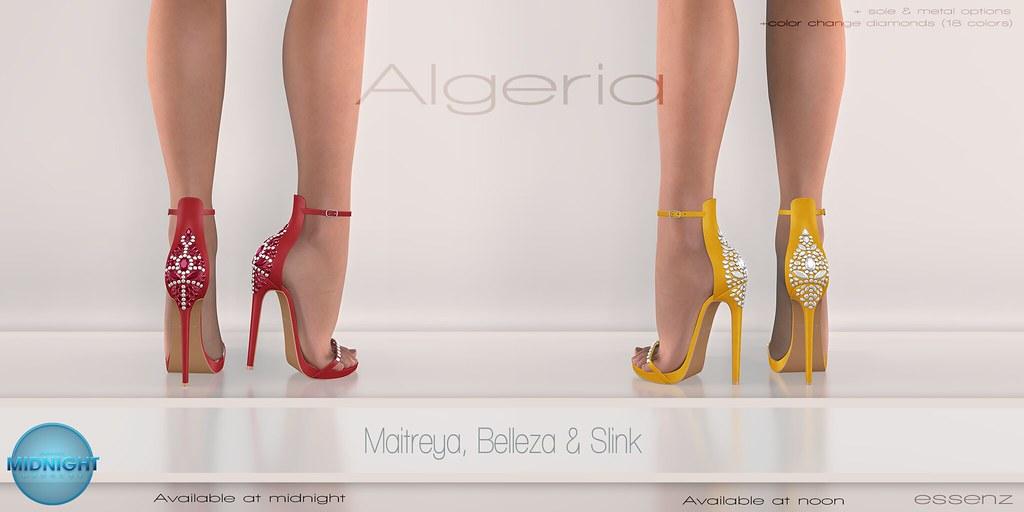 Essenz – Algeria (Midnight Madness)