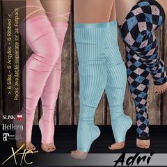 Adri Leg Warmers - 3 Styles