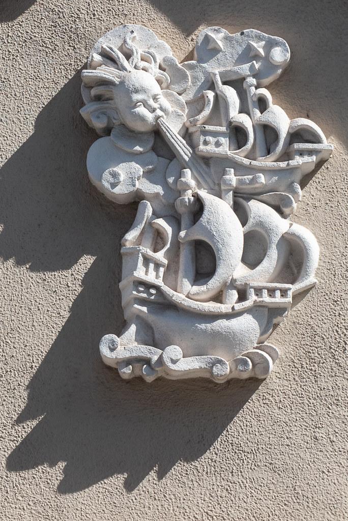 Escultura, Rua das Taipas- ALA_8086