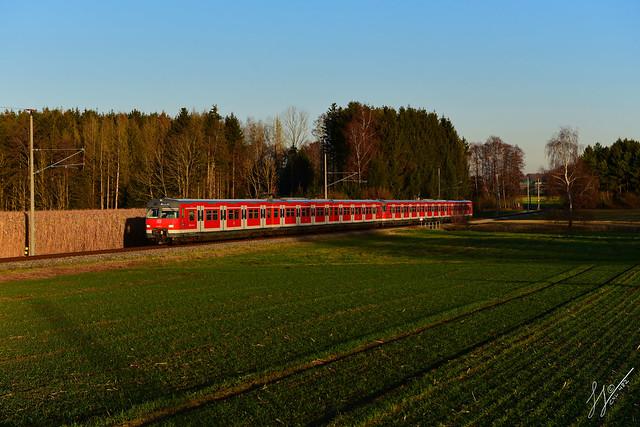 420 472-3 I S-Bahn München I Erdweg (9811)