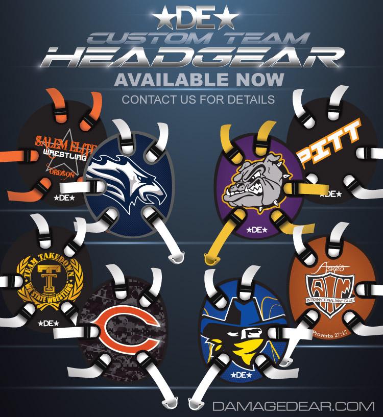 Custom Team Headgear