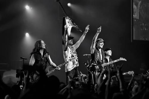 Scorpions- Band Bow-0974_1