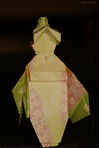Origami Maiko (Yoo Tae Yong) | by De Rode Olifant