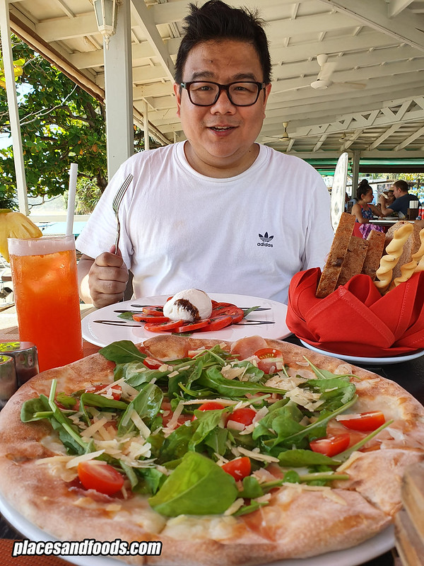 beyond kata hotel phuket calcio pizza