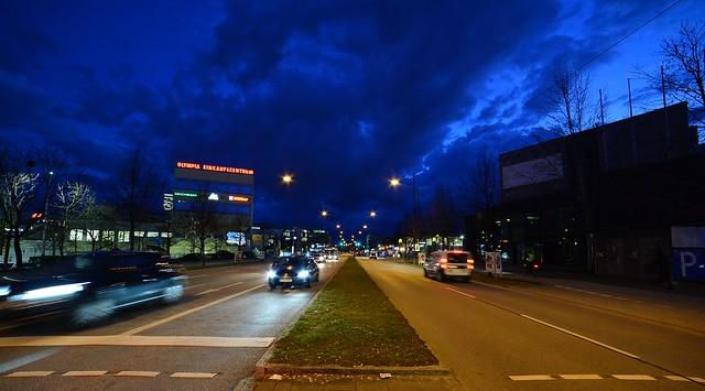 Munich - Hanauer Straße