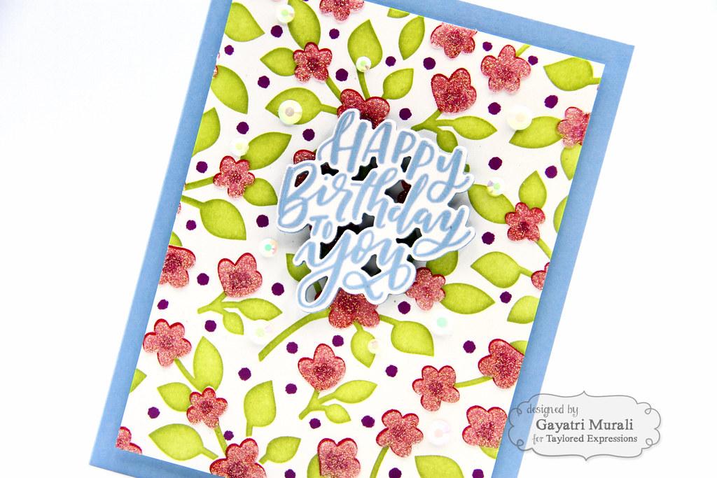 Color Combo #1 card closeup