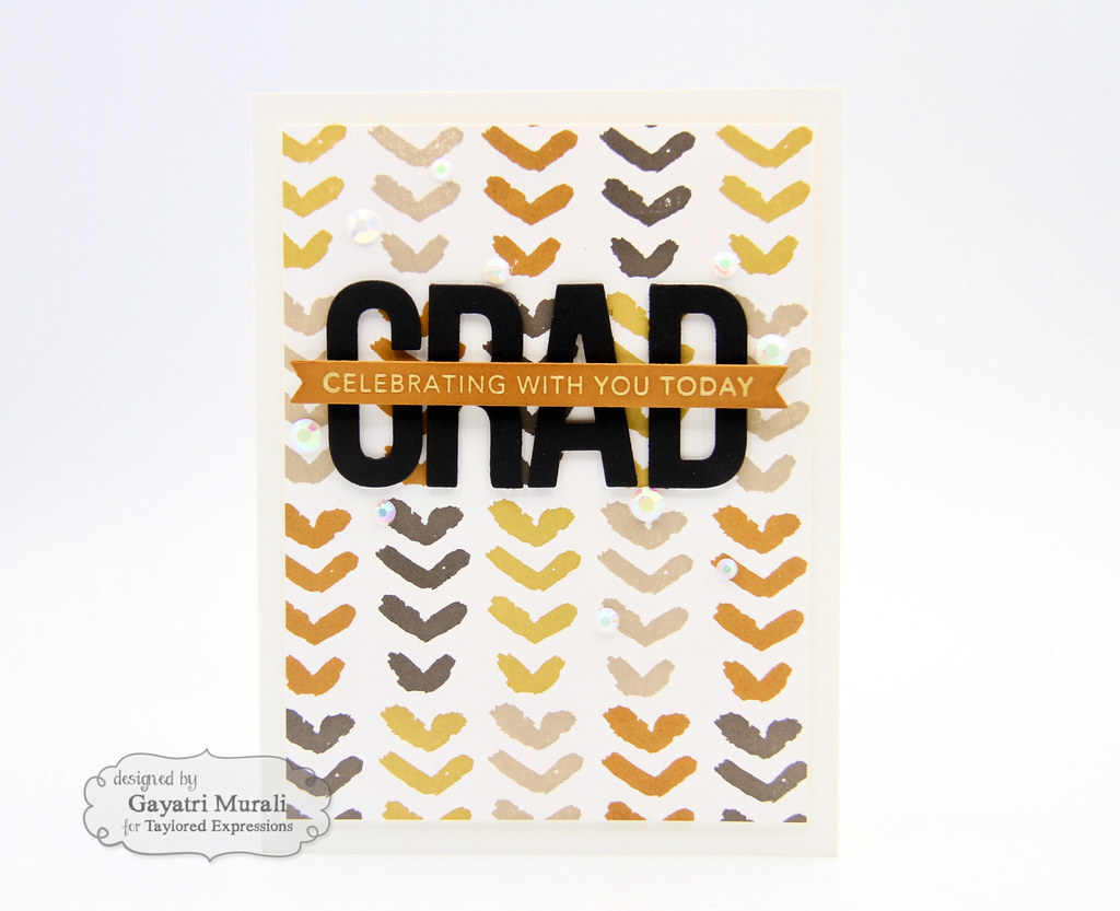 Color Combo #1 card Grad
