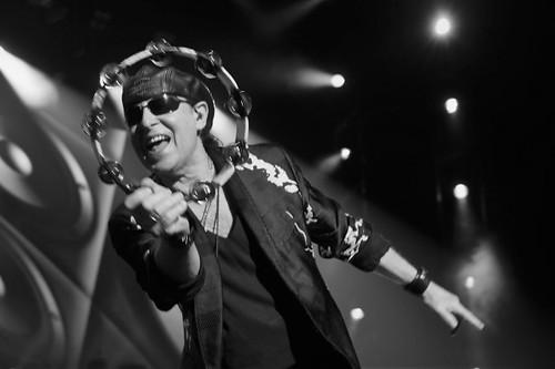 Scorpions- Klaus Eye Tambourine-0706_1
