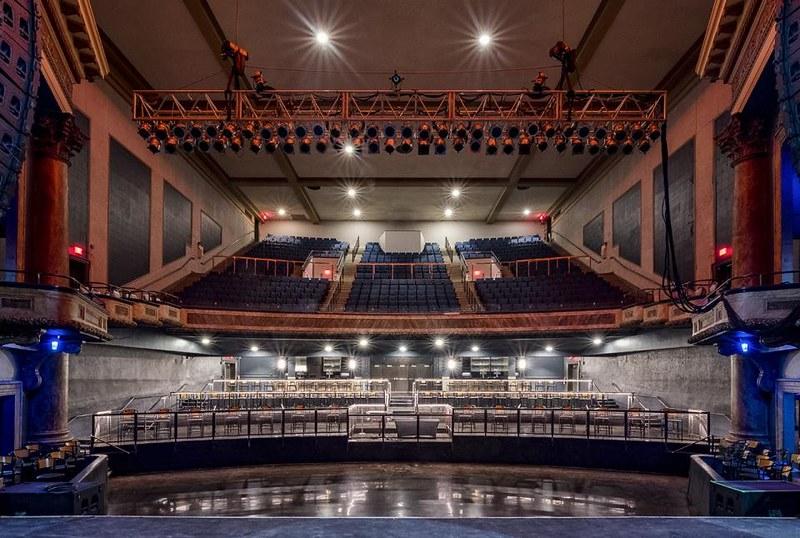 Agora Theatre - Cleveland, OH
