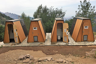 Toiletts Refuge d´ Ortu di u Piobbu