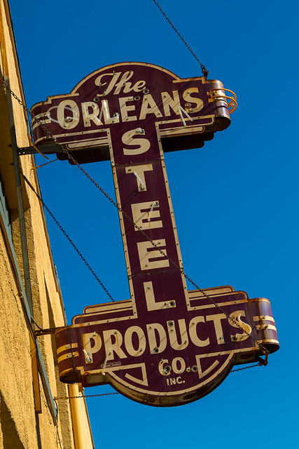 The Orleans Steel Products