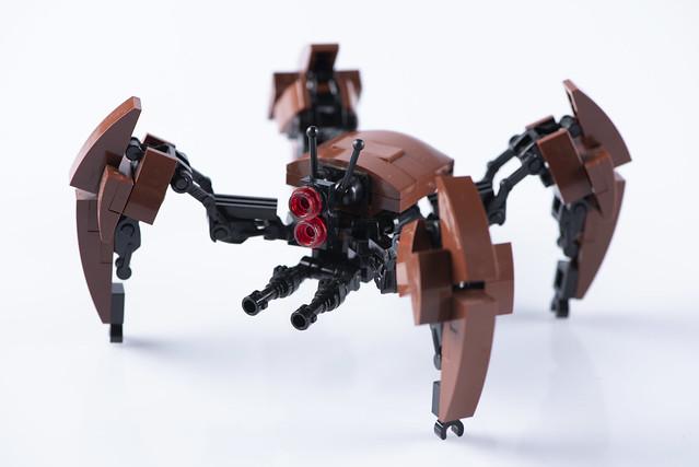 Separatist Crab Droid