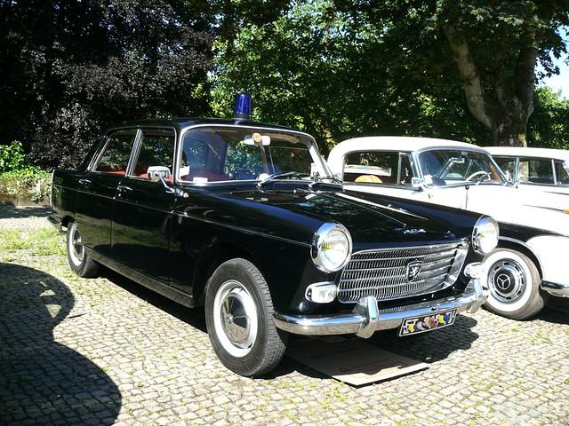 Peugeot 404 Gendarmerie BJ. 1960-1975