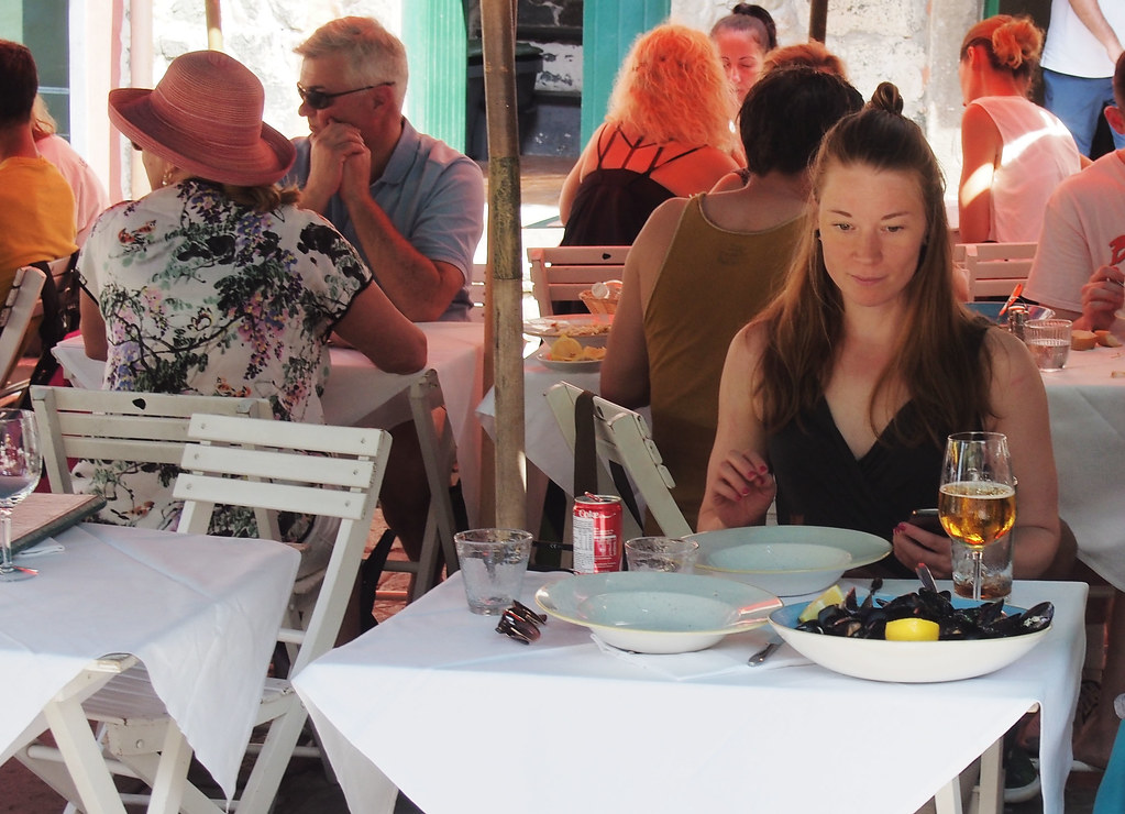 Vernazza Cinque Terre ravintola