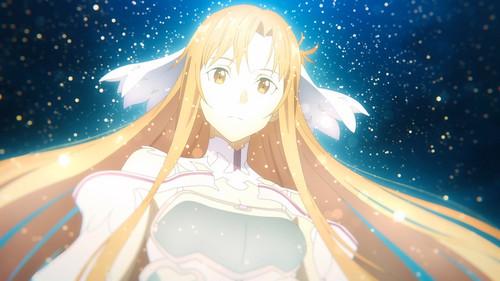 200314 - アスナ / 創世神ステイシア〔亞絲娜 / 創世神史提西亞,Asuna Yuuki is Stacia, the Goddess of Creation〕