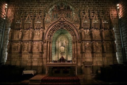 Cattedrale: Il Santo Graal