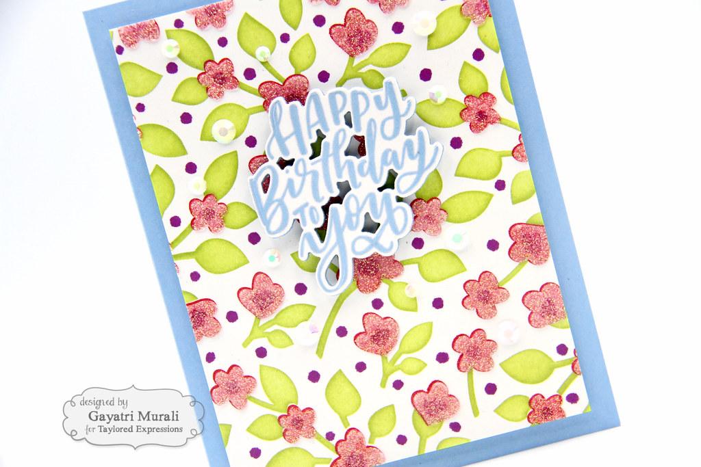 Color Combo #1 card closeup1