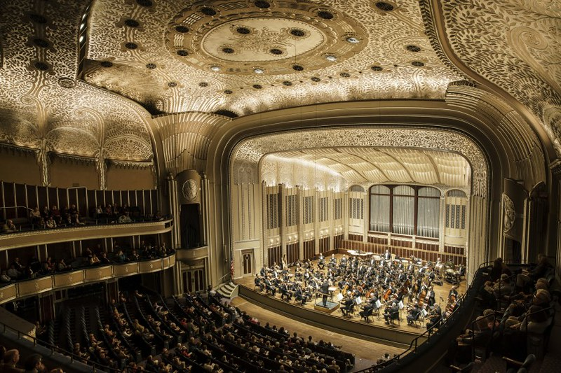 Severance Hall - Cleveland Heights, OH