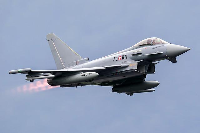 7L-WN / Austrian Air Force / Eurofighter Typhoon EF2000