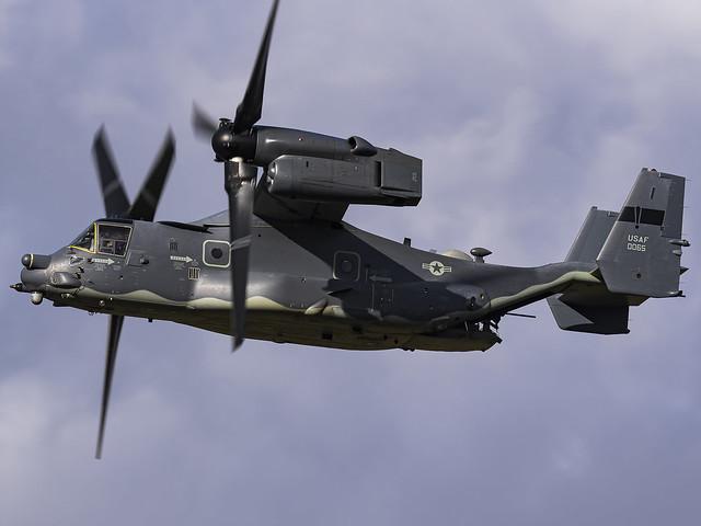 United States Air Force | Bell-Boeing CV-22B Osprey | 12-0065