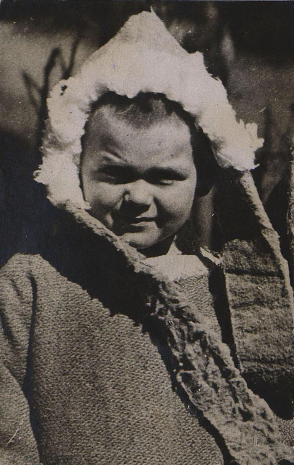 06. Шурик был настоящим эскимосом. 1 мая 1934